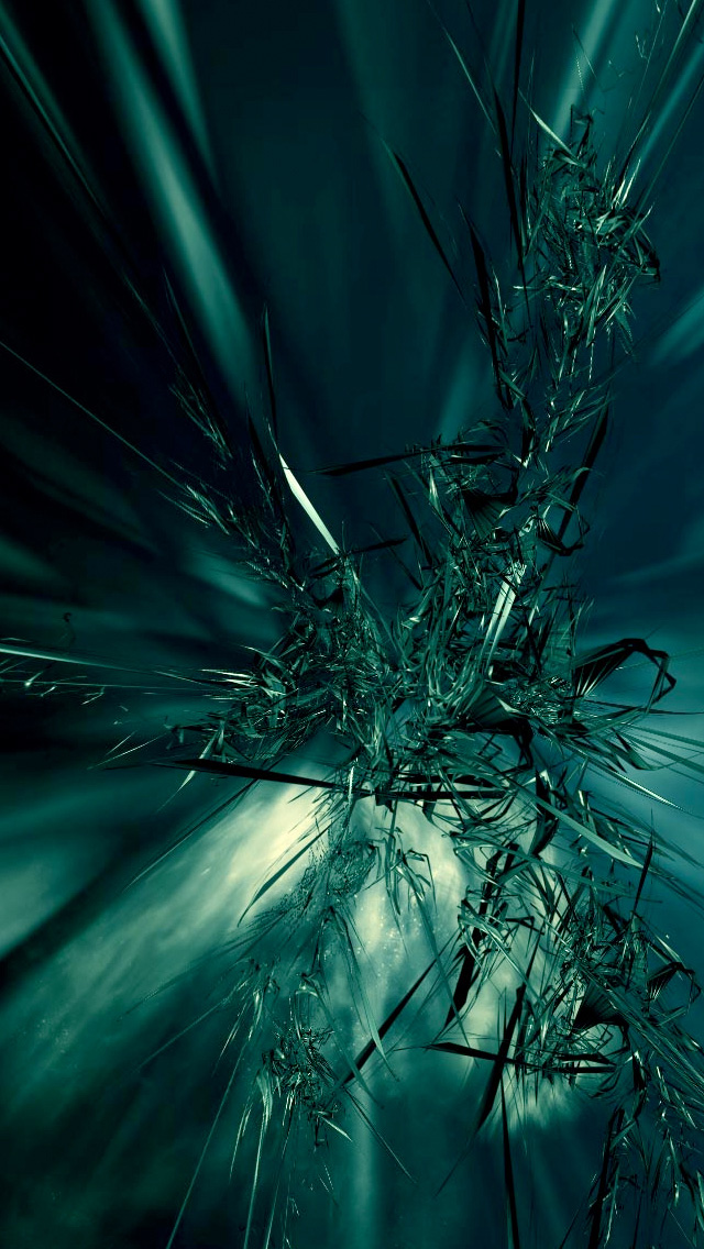 Iphone 5 Abstract Wallpaper