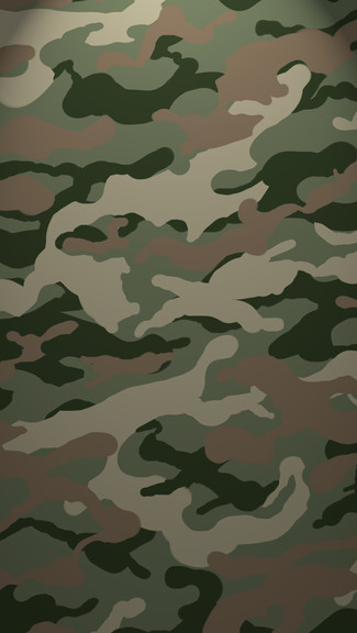 Iphone 5 Camo Wallpaper