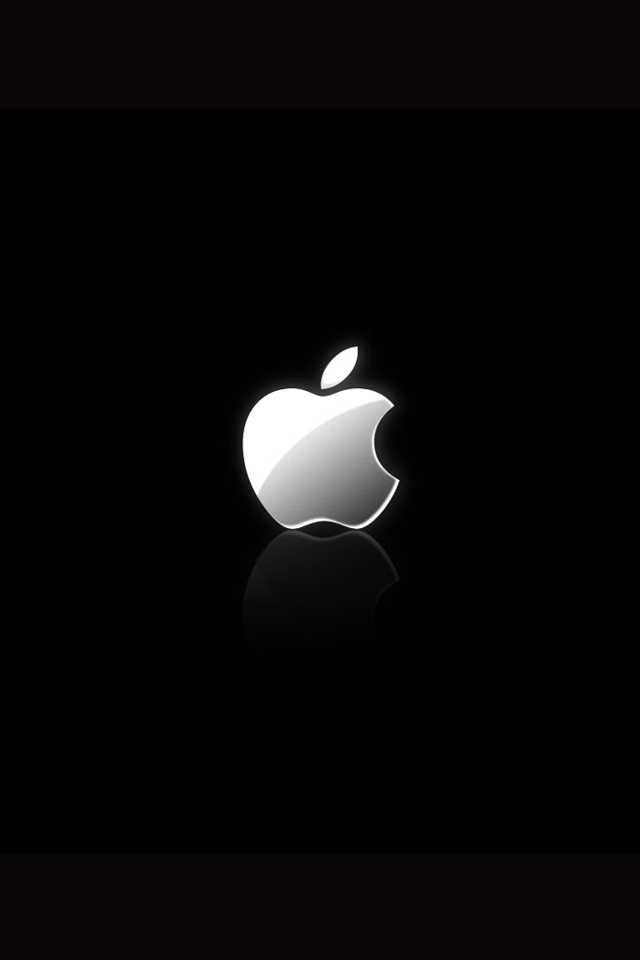 Iphone Apple Logo Wallpaper HD