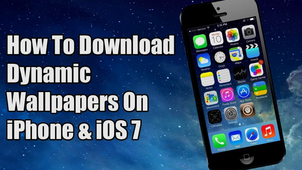 Iphone Dynamic Wallpaper Download