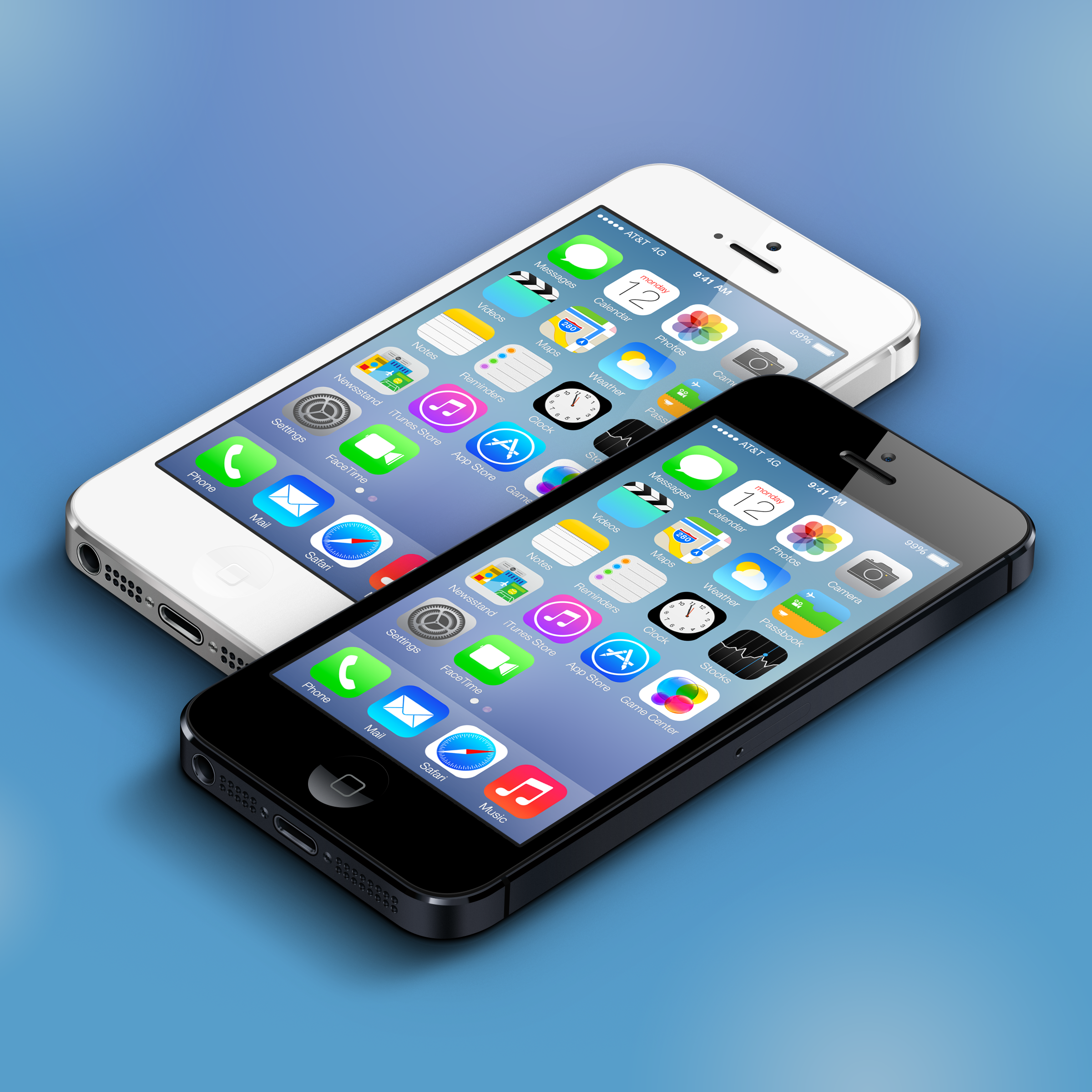 Iphone Live Wallpaper IOS 7