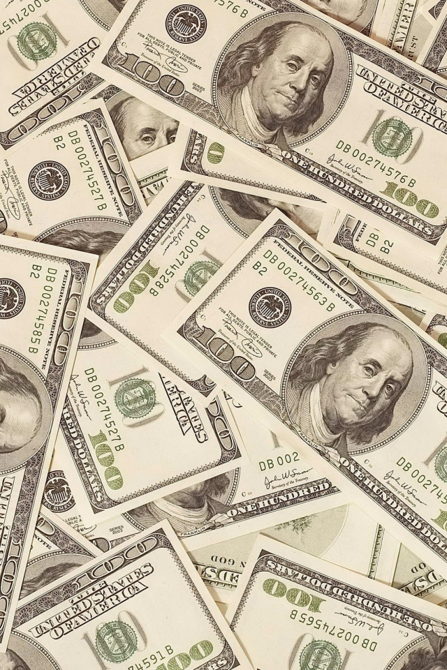 Iphone Money Wallpaper
