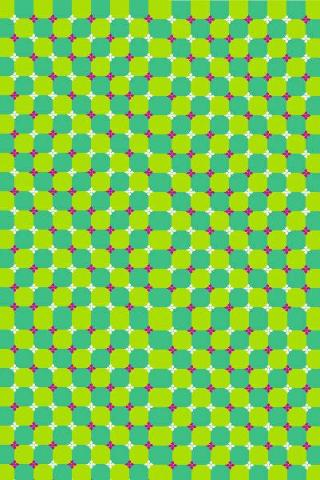 Iphone Optical Illusion Wallpaper