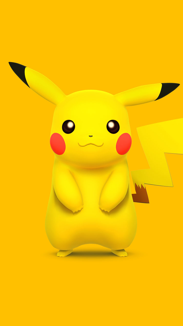 Iphone Pikachu Wallpaper