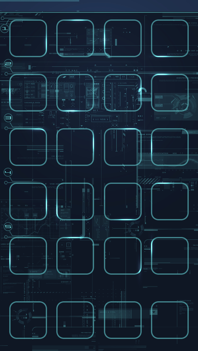 Iphone Wallpaper Icons