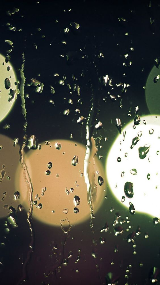 Iphone Wallpaper Raindrops