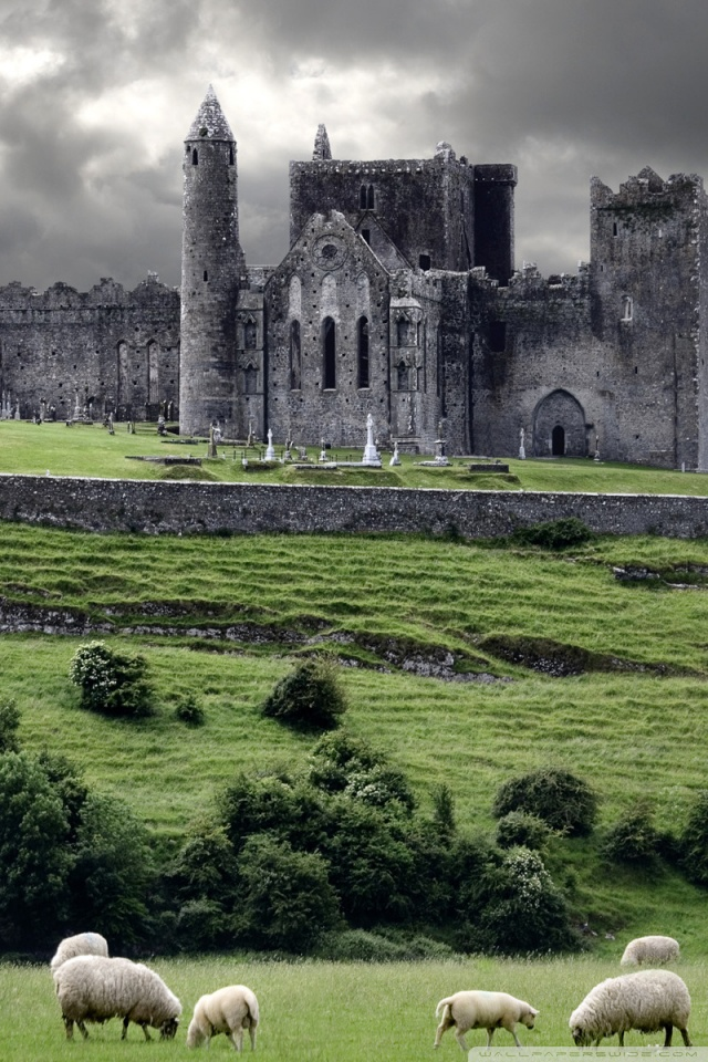Ireland Phone Wallpaper