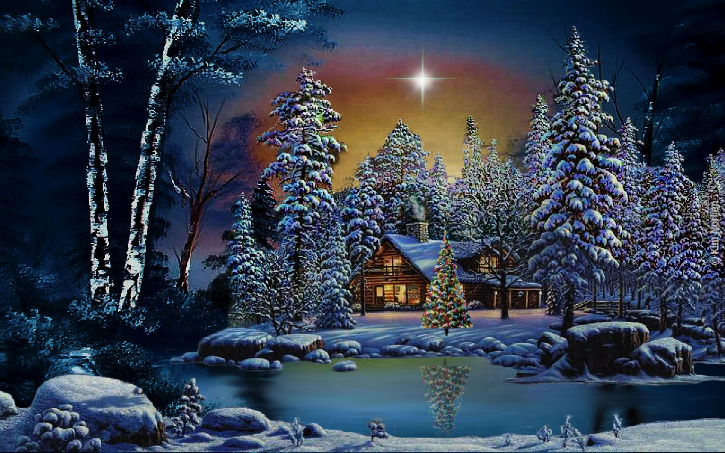 download irish christmas wallpaper gallery