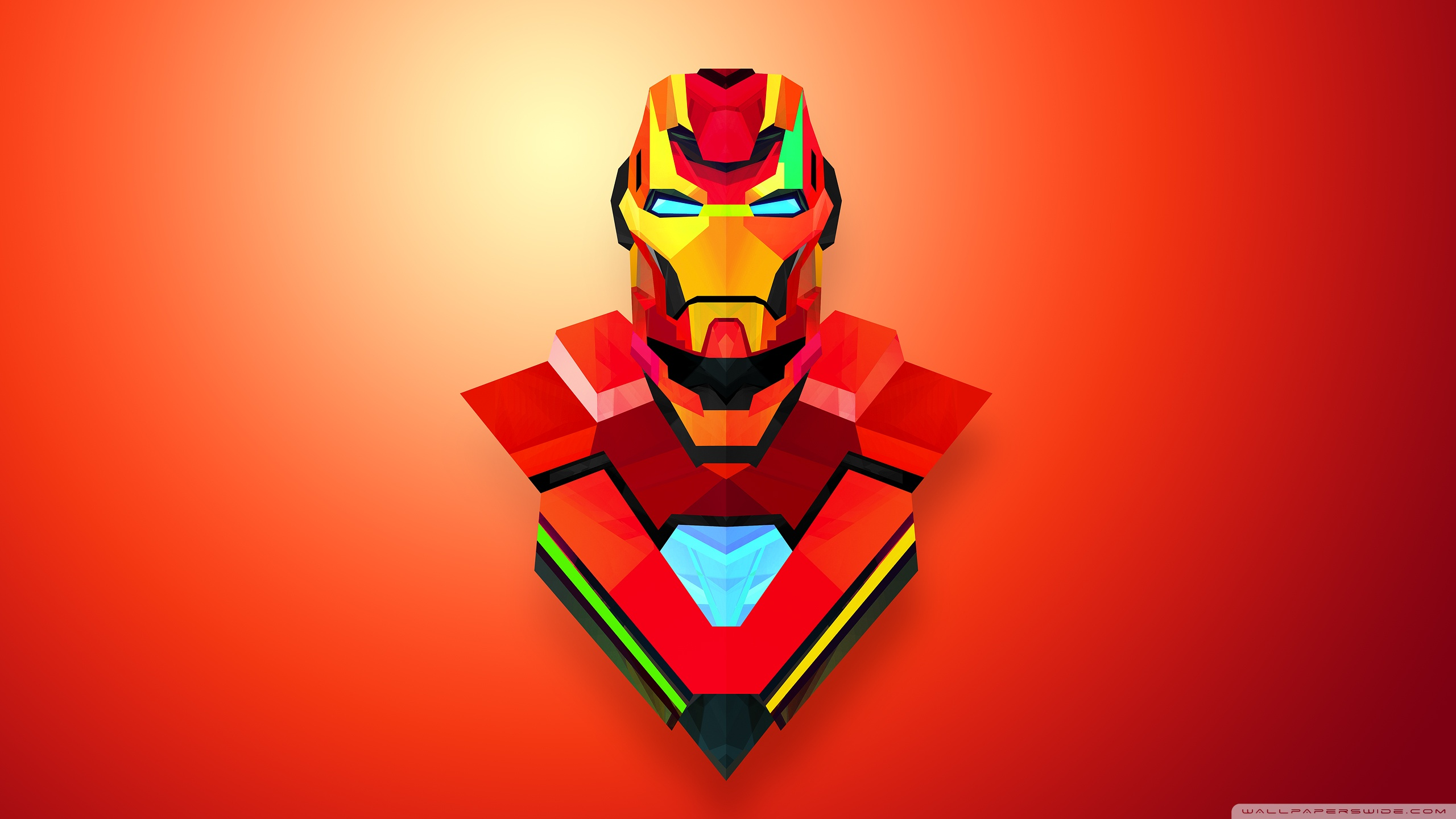 Irom Man Wallpaper