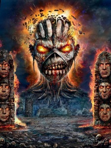 Iron Maiden Cell Phone Wallpaper