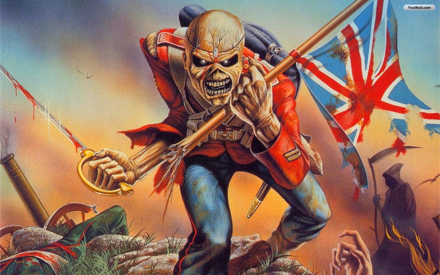 Iron Maiden Free Wallpapers