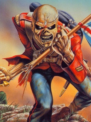 Iron Maiden Mobile Wallpaper
