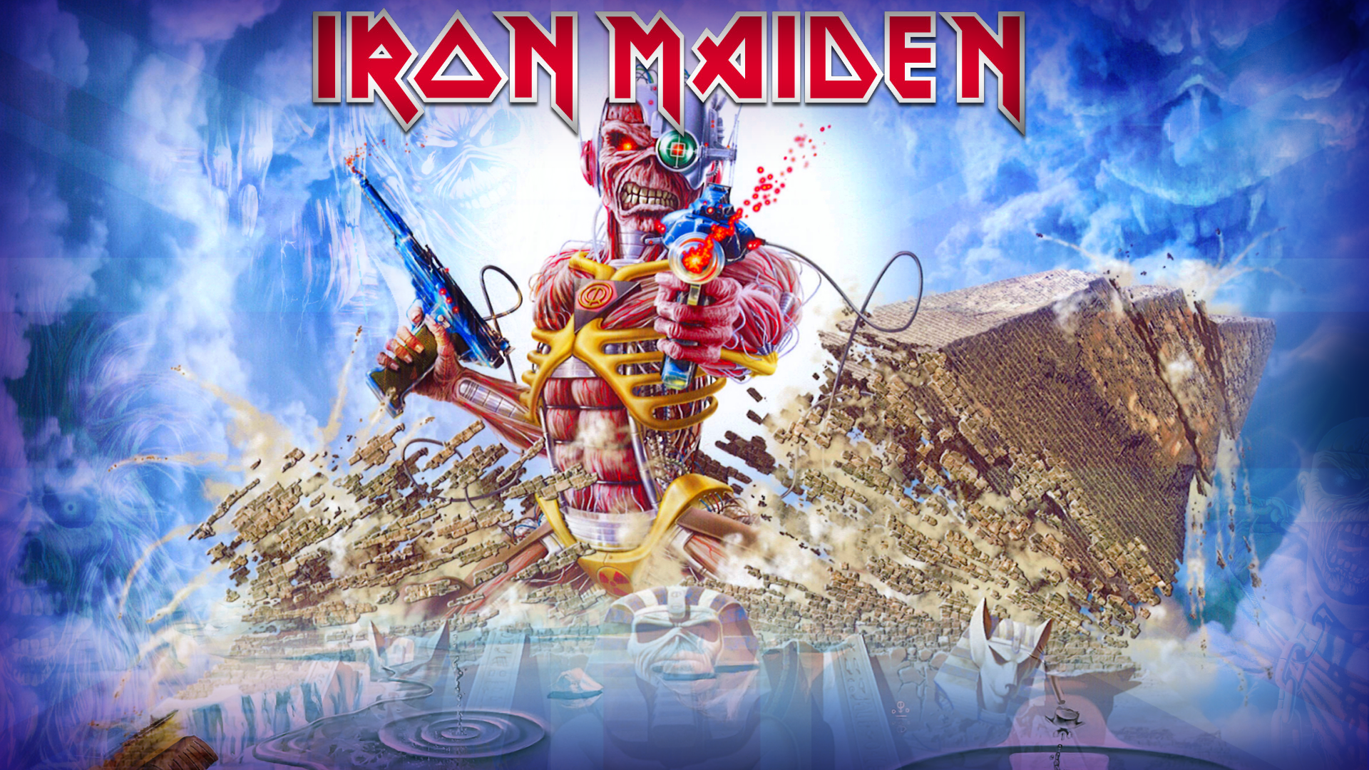 Iron Maiden Wallpapers Free