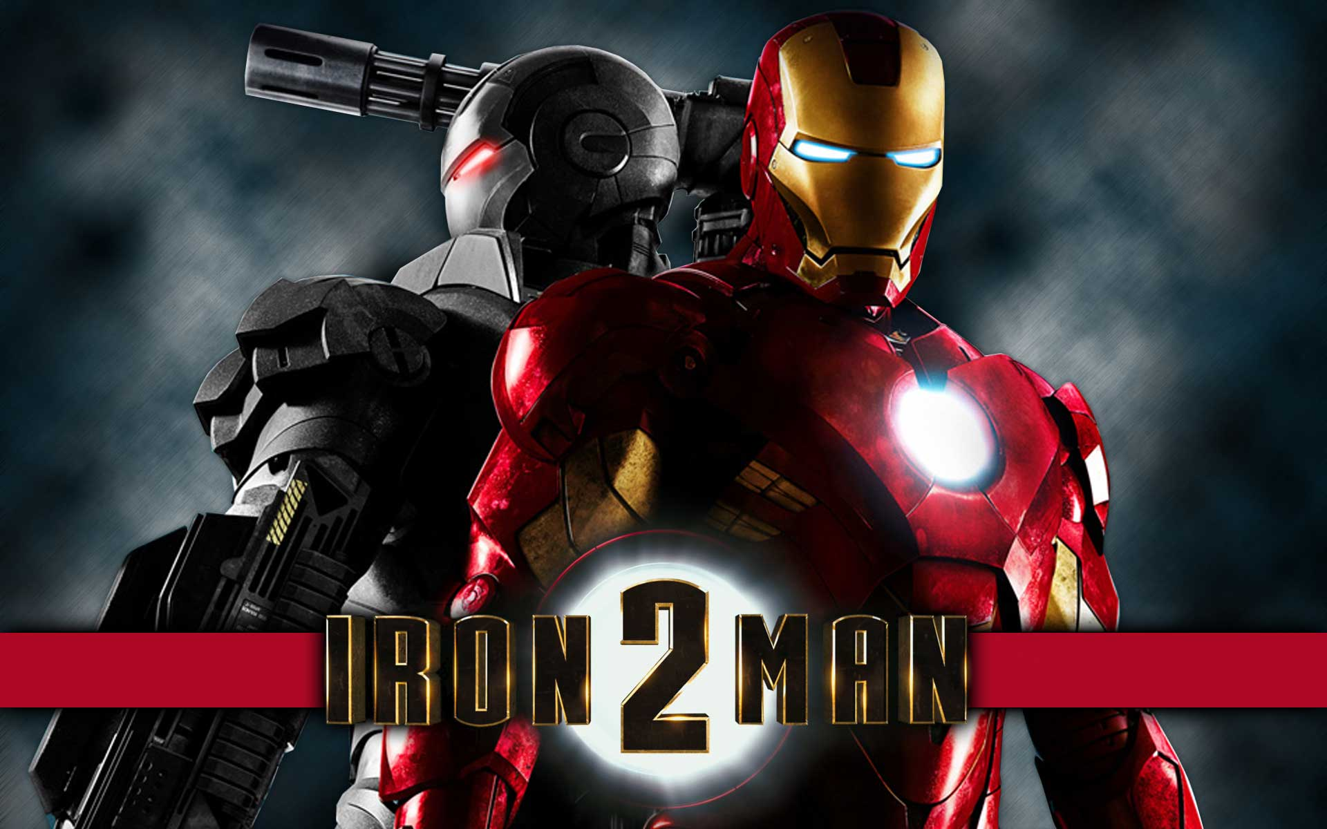 Iron Man 2 Wallpaper HD