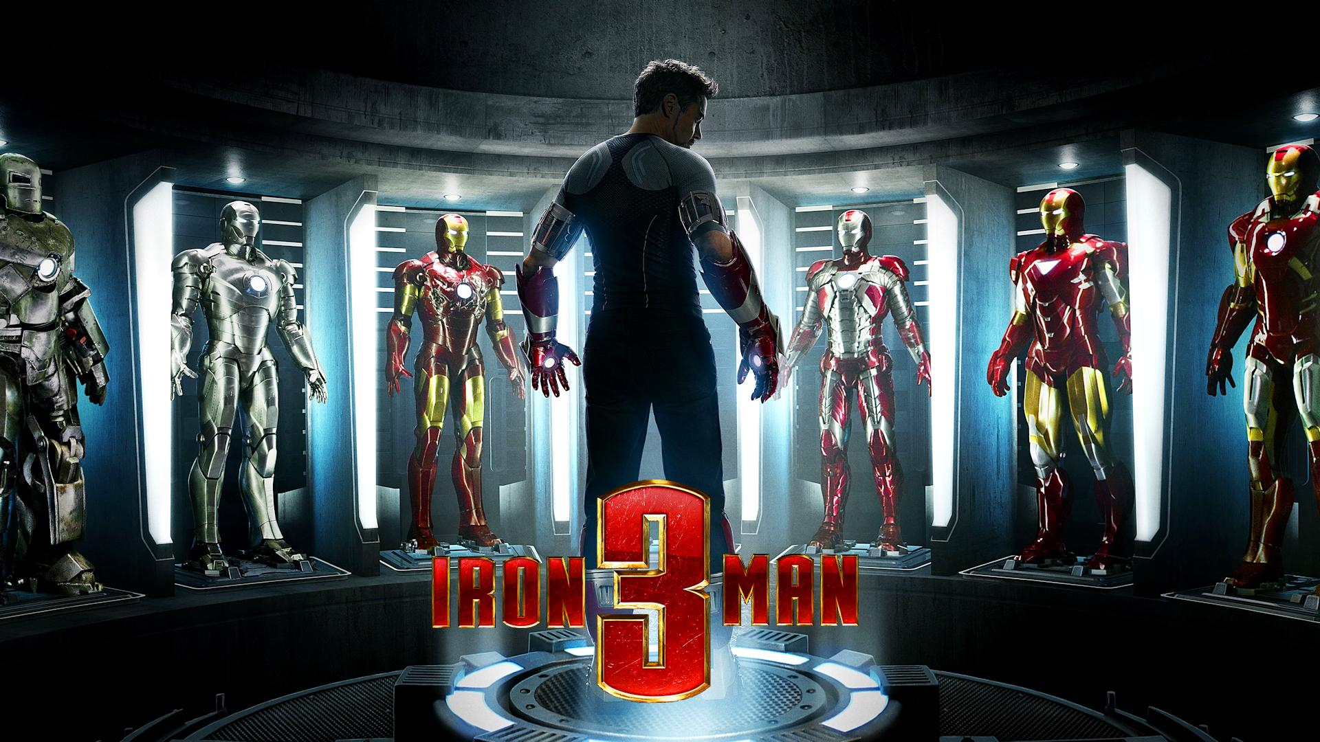 Iron Man 3 Suit Wallpaper