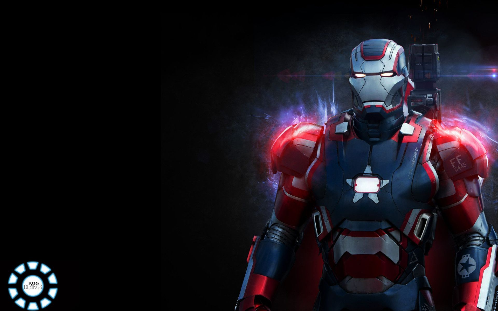 Iron Man 3 Wallpaper HD Free Download