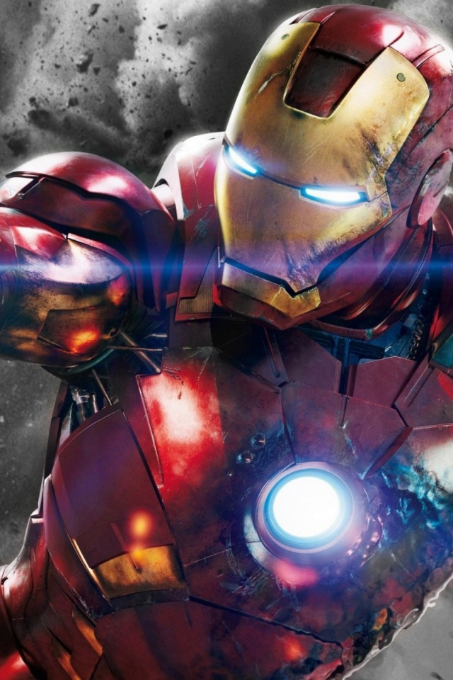 Iron Man HD Mobile Wallpapers
