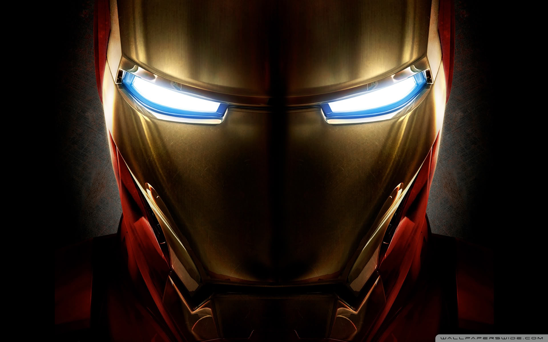 Iron Man Head Wallpaper
