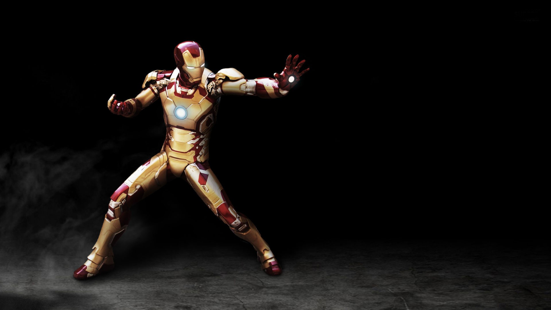 Iron Man Mark 42 Wallpaper