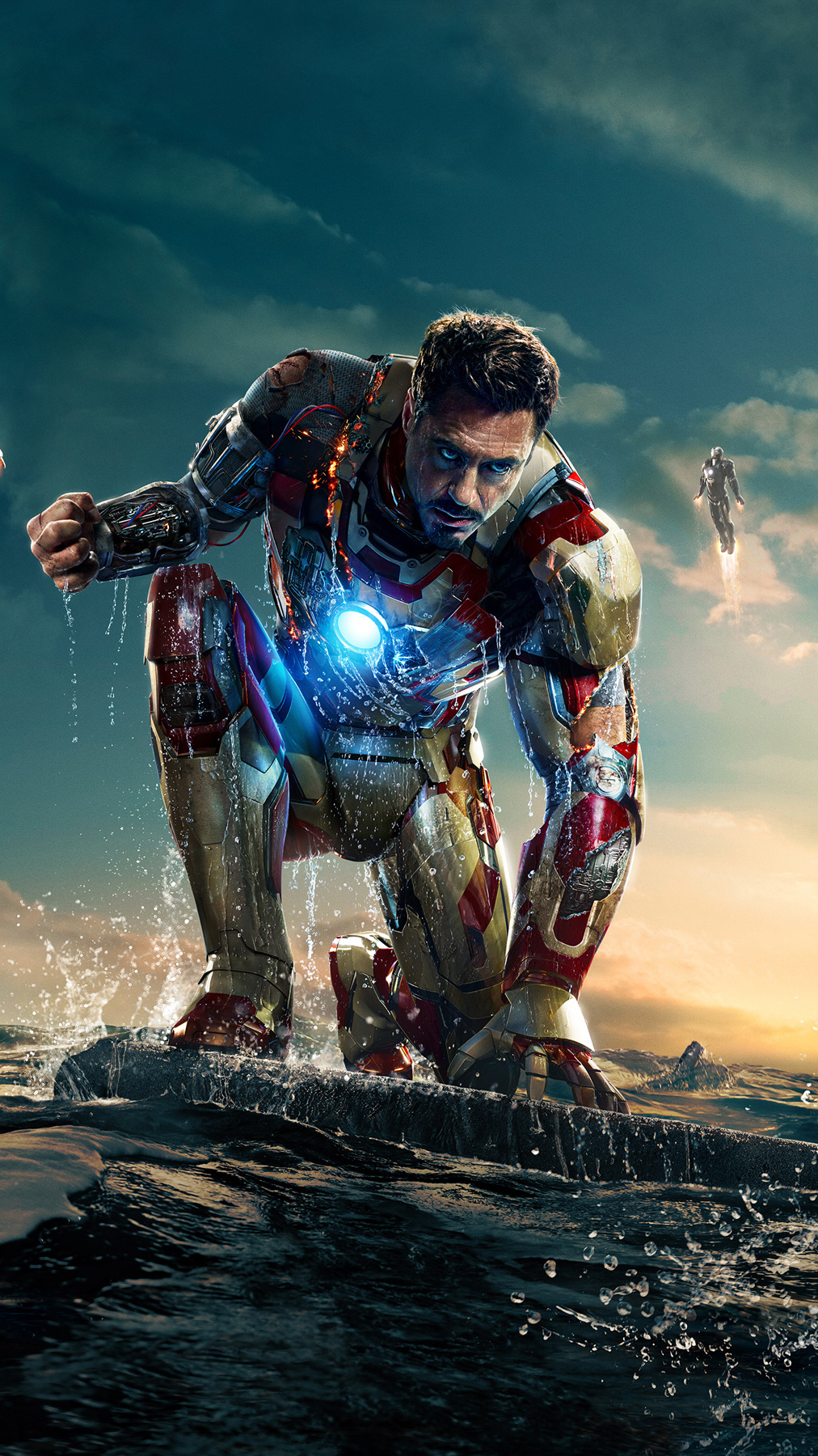 Download iron man wallpaper android gallery iron man wallpaper android voltagebd Choice Image