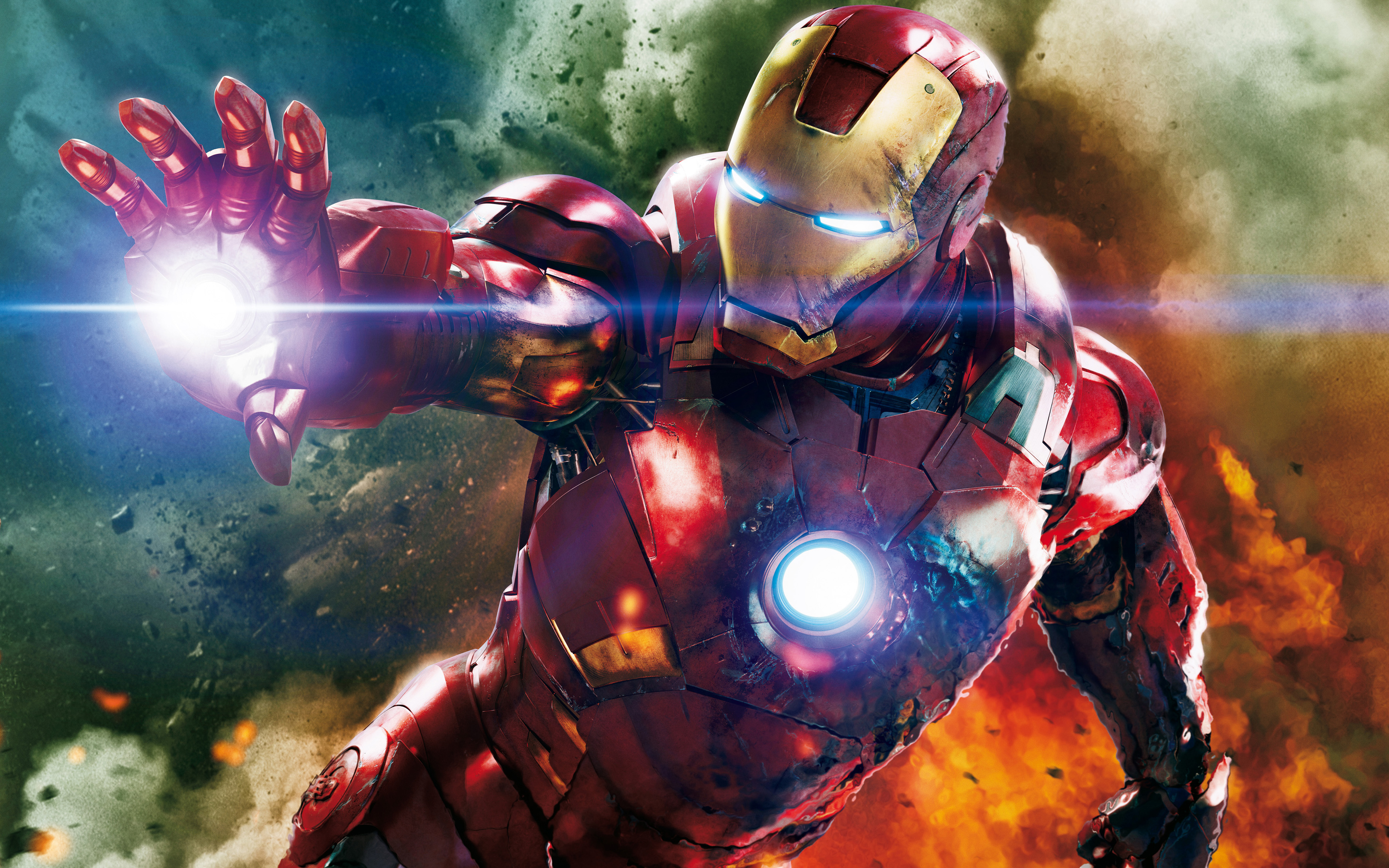 Iron Man Wallpaper Avengers