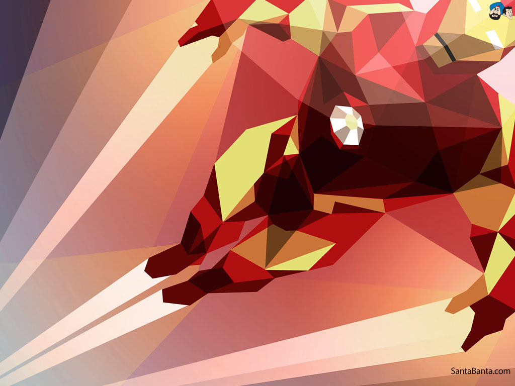 Iron Man Wallpaper Cartoon