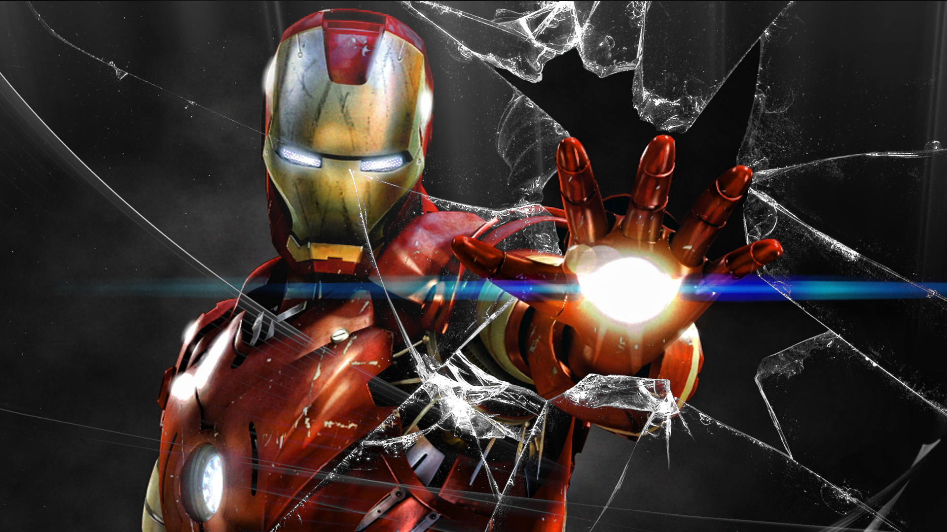 Iron Man Wallpaper For Desktop