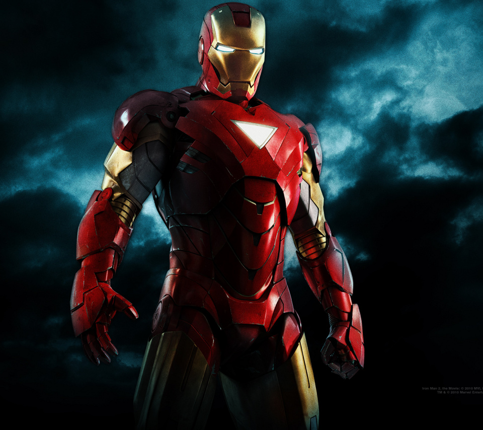 Iron Man Wallpapers Free