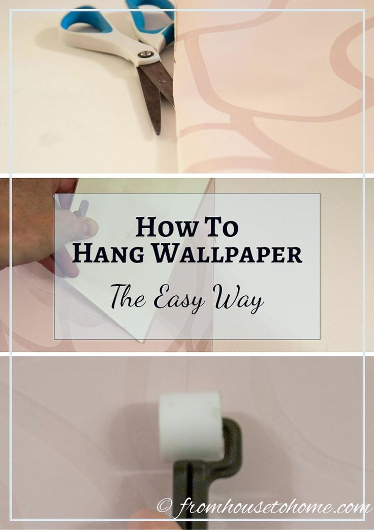 Is It Hard To Hang Wallpaper