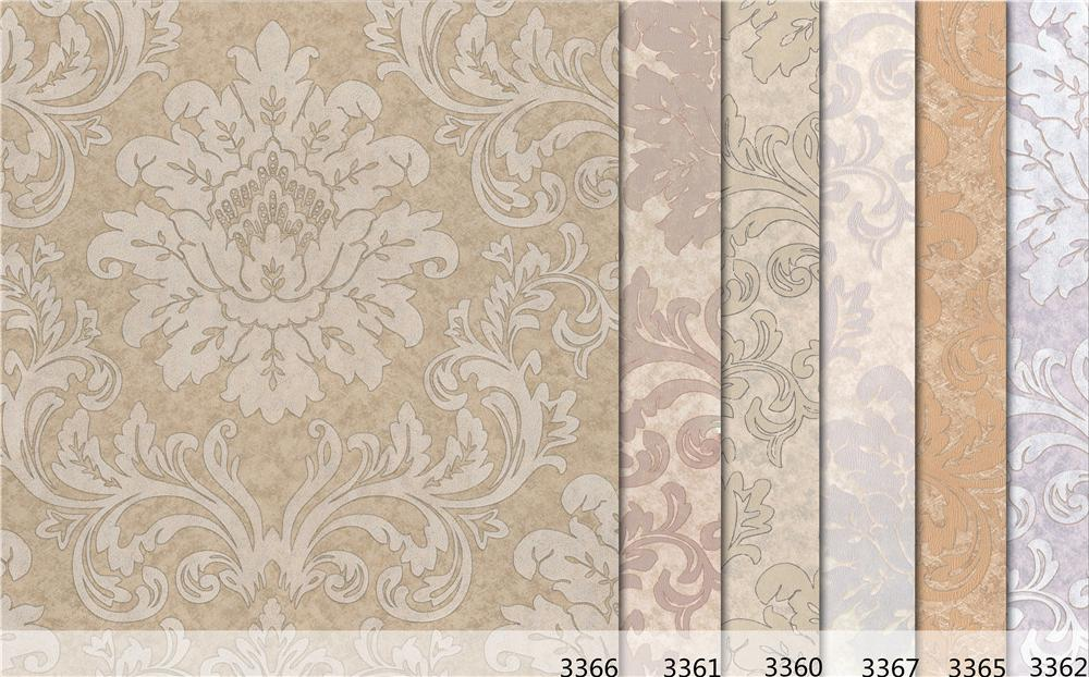 Italian Vinyl Wallpaper Wall Coverings