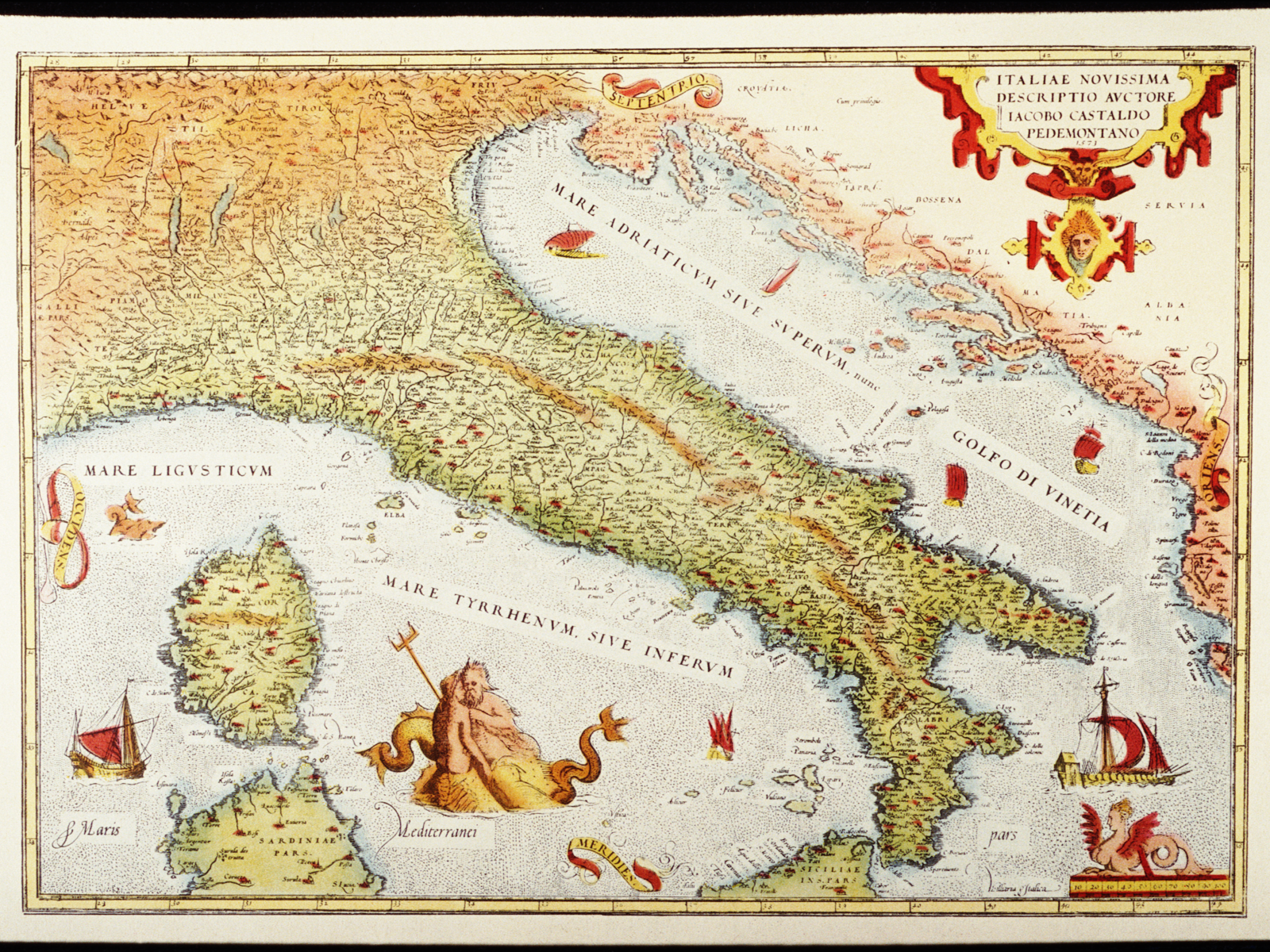 Download Italy Map Wallpaper Gallery