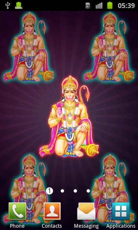 Jai Hanuman Live Wallpaper