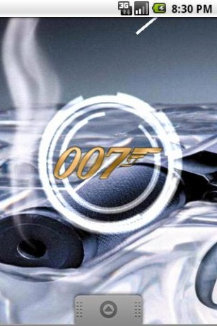 James Bond Live Wallpaper