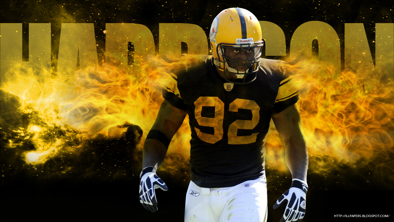 James Harrison Wallpaper