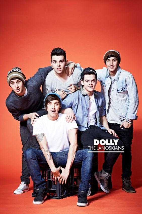 Download Janoskians Wallpaper Gallery