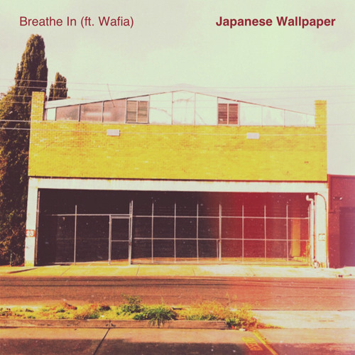 Japanese Wallpaper Breathe In