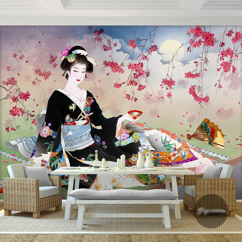 Download japanese wallpaper for walls gallery for Design a mural online