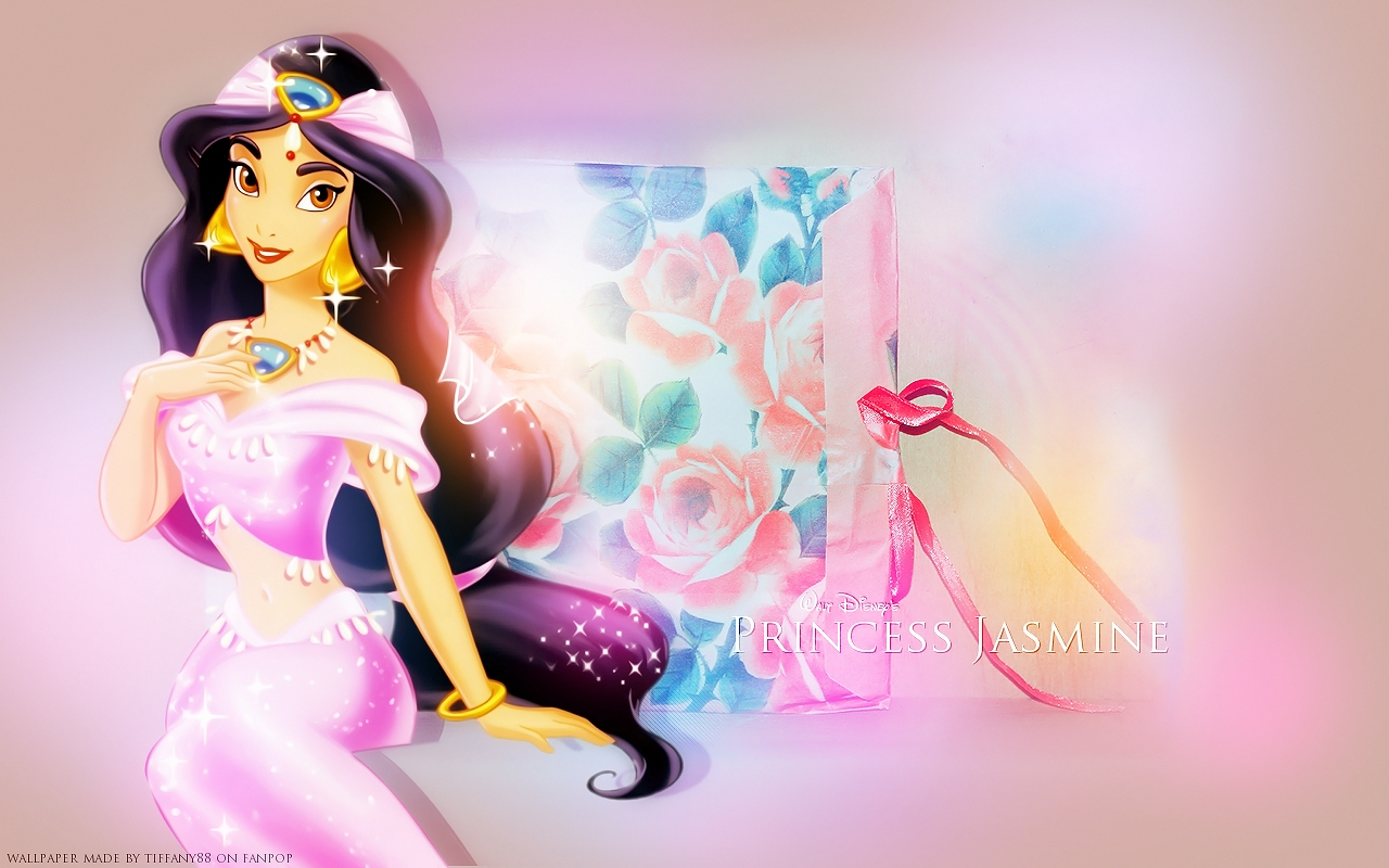 Jasmine Disney Wallpaper