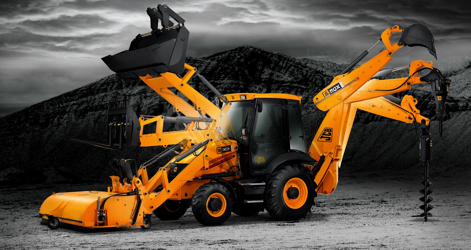 Jcb Machine Wallpaper