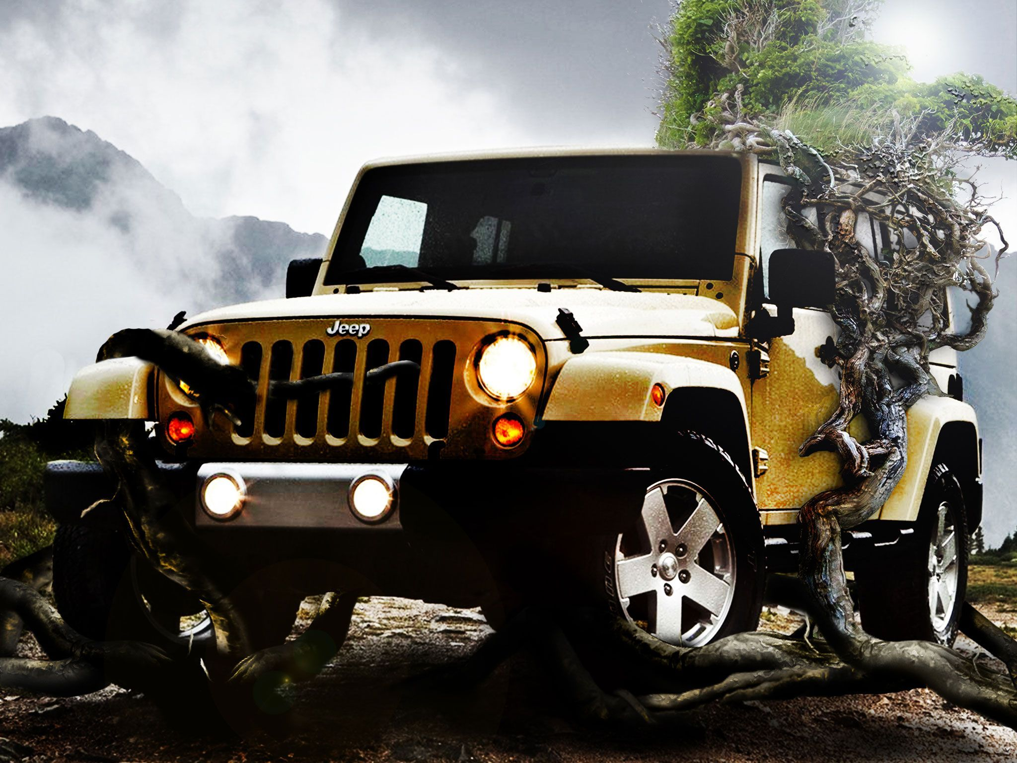 Jeep Car Wallpaper