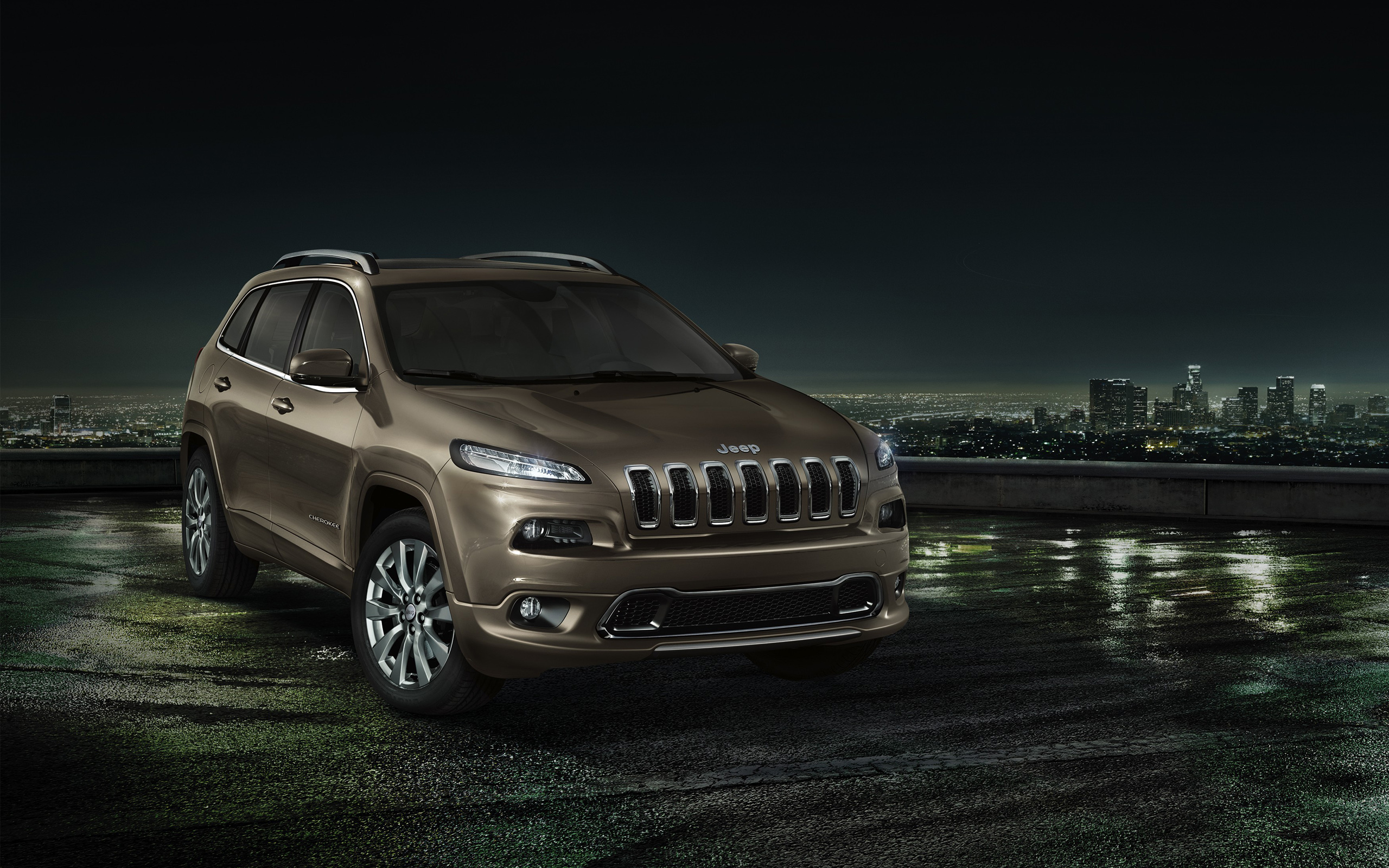 Jeep Grand Cherokee Wallpaper
