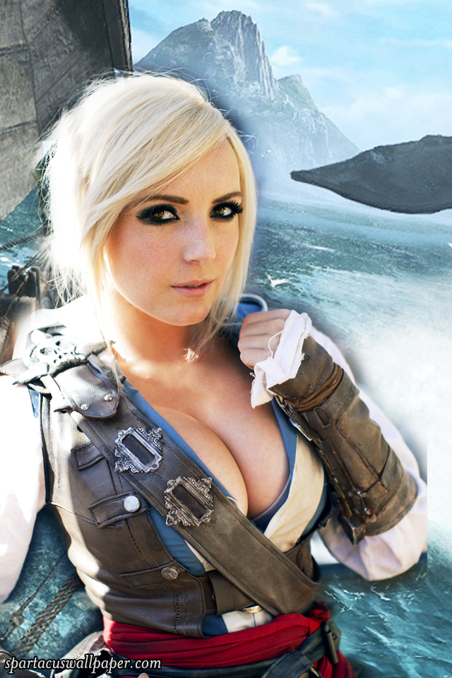 Mercedes Benz Houston >> Download Jessica Nigri Iphone Wallpaper Gallery