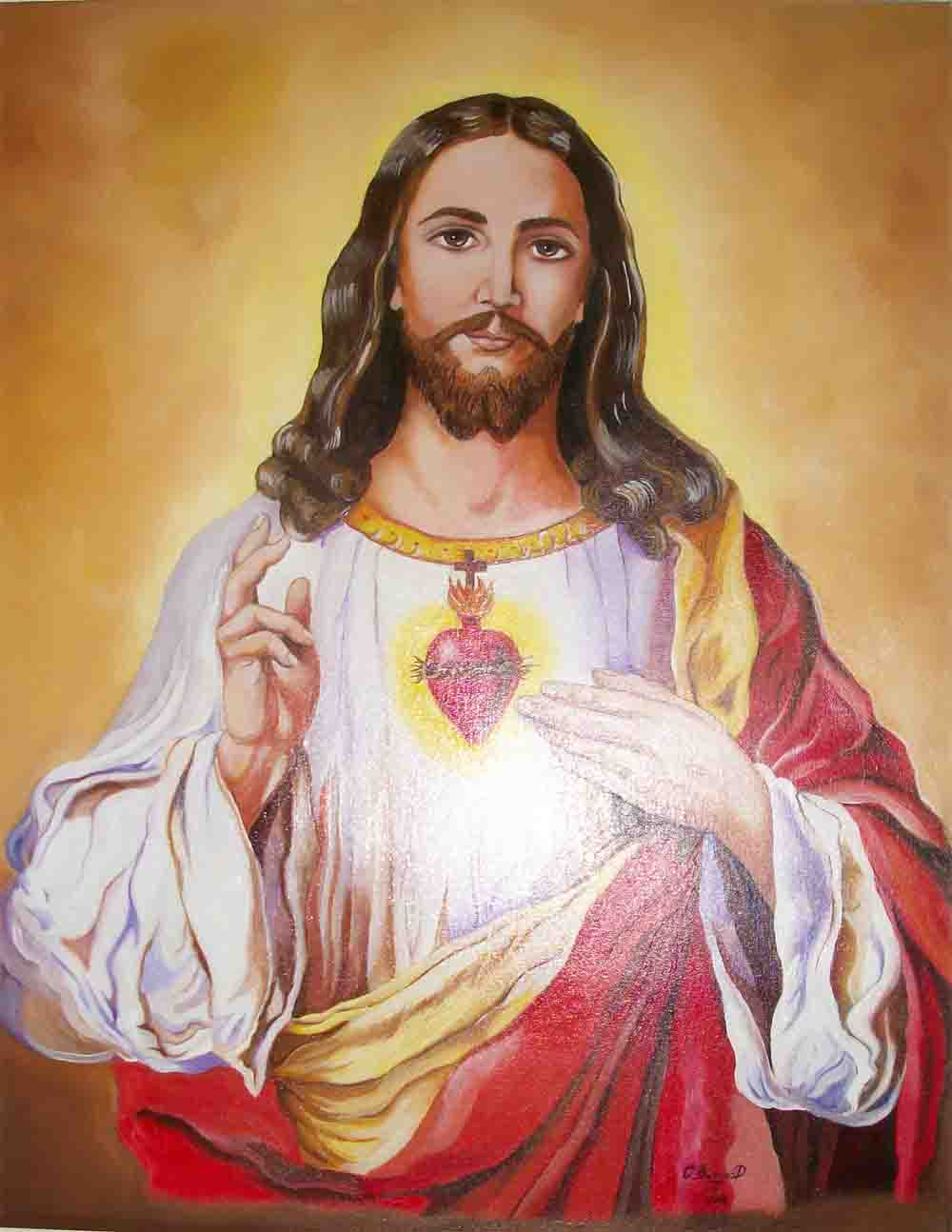 Jesus Christ HD Wallpapers Free Download