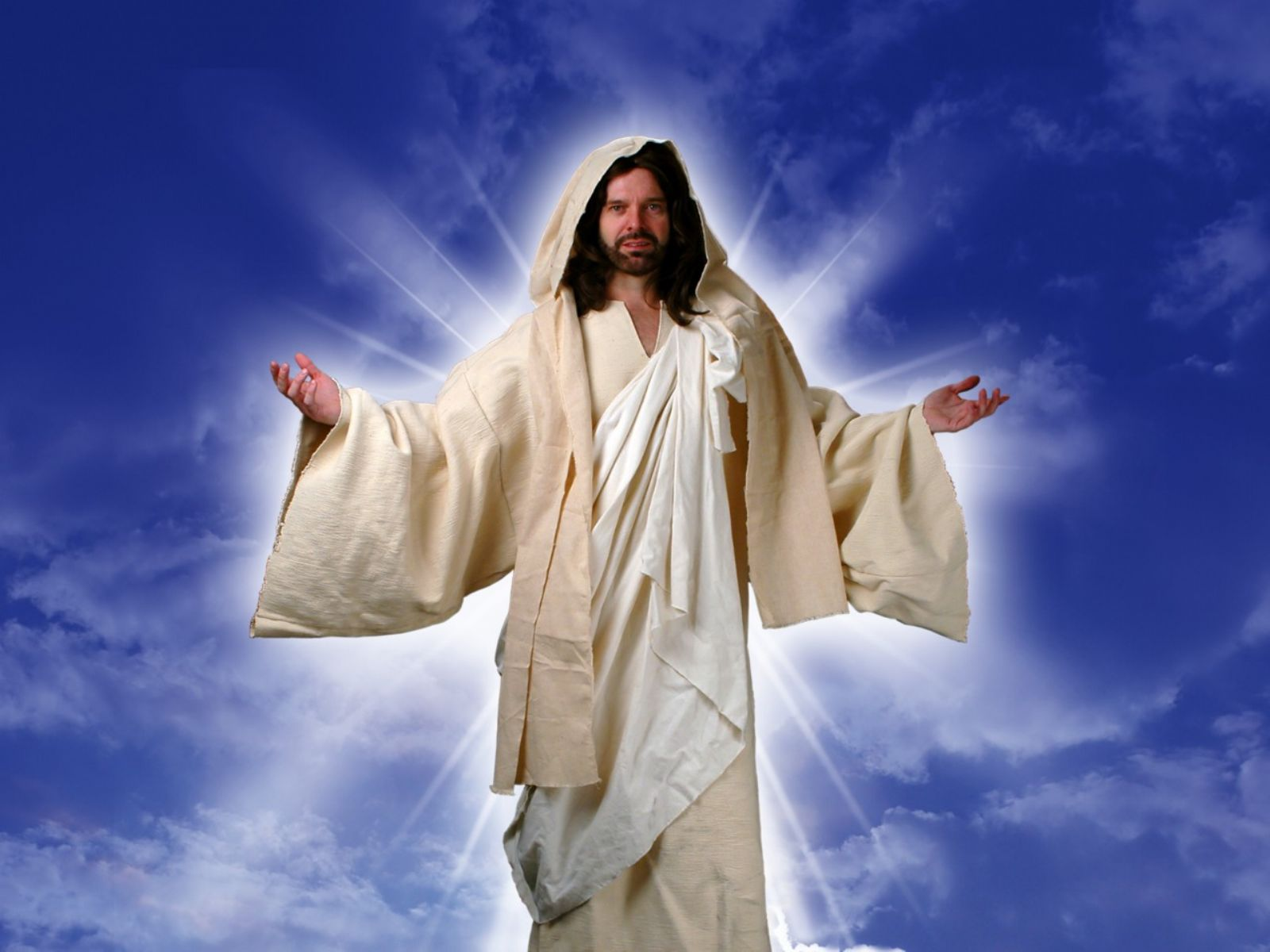 Jesus Christ HD wallpaper for download in laptop