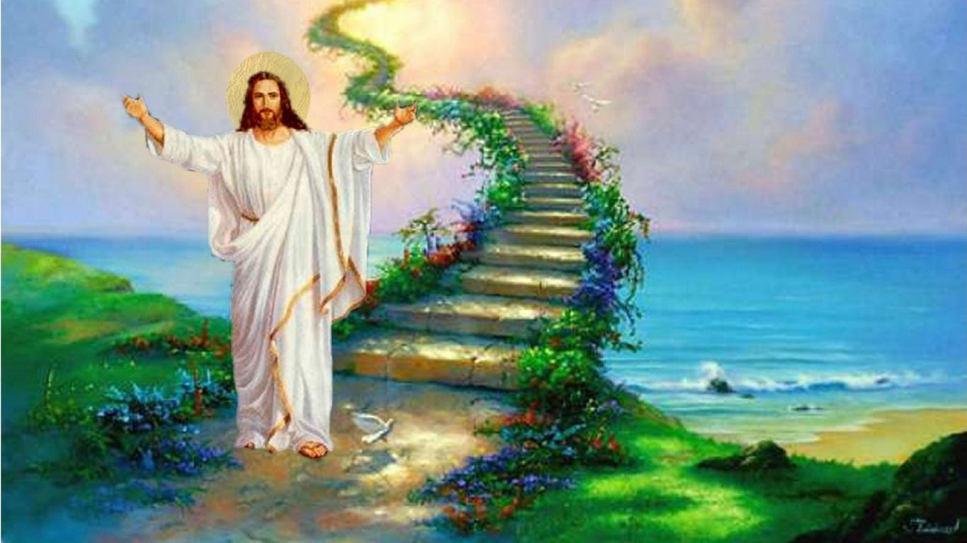 Jesus Christ Wallpaper Backgrounds Pictures