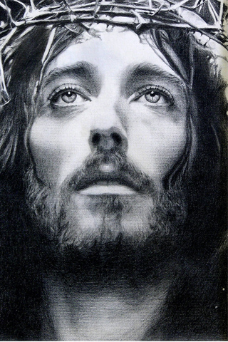 Jesus HD Mobile Wallpaper