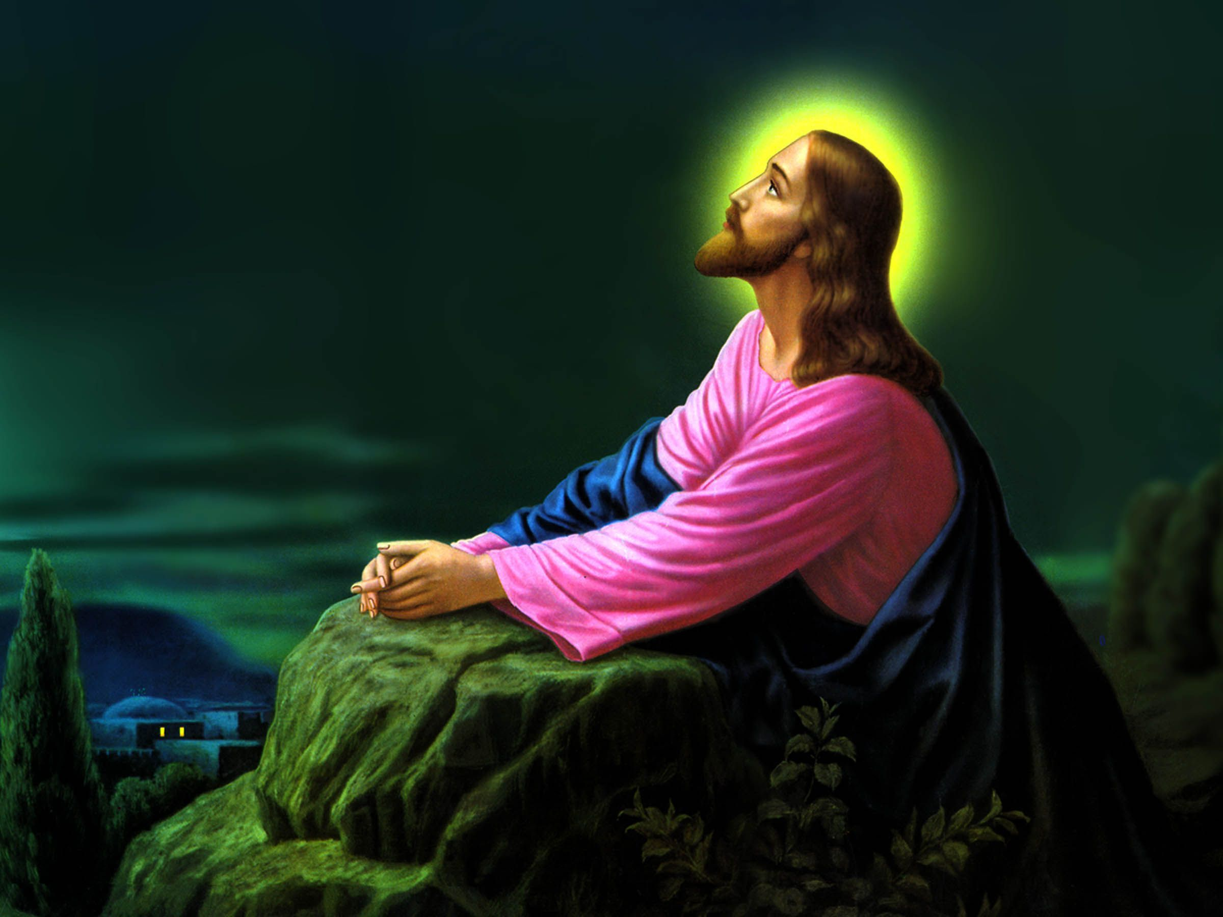 Jesus HD Wallpapers Free Download