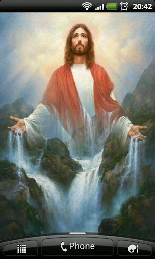 Jesus Live Wallpaper Free Download