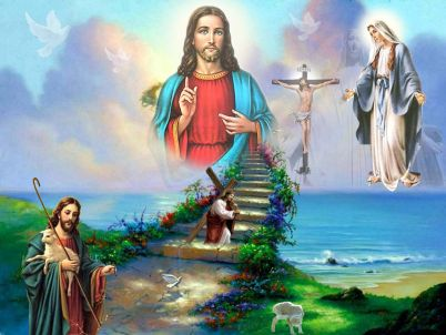 Jesus Mary Pictures Wallpapers