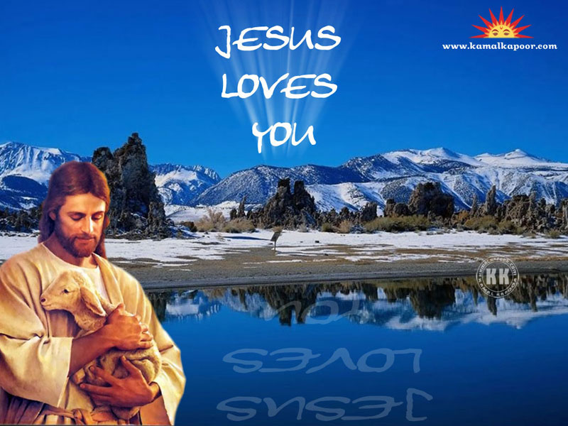 Jesus Wallpaper With Words